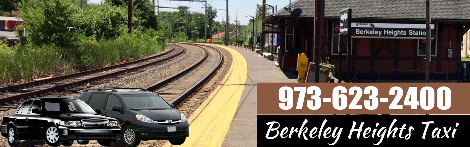 Berkeley Heights to Newark Airport Taxi Service