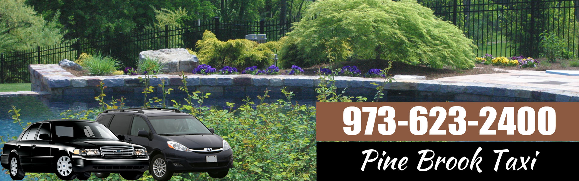 Pine Brook to Newark Airport Taxi Service